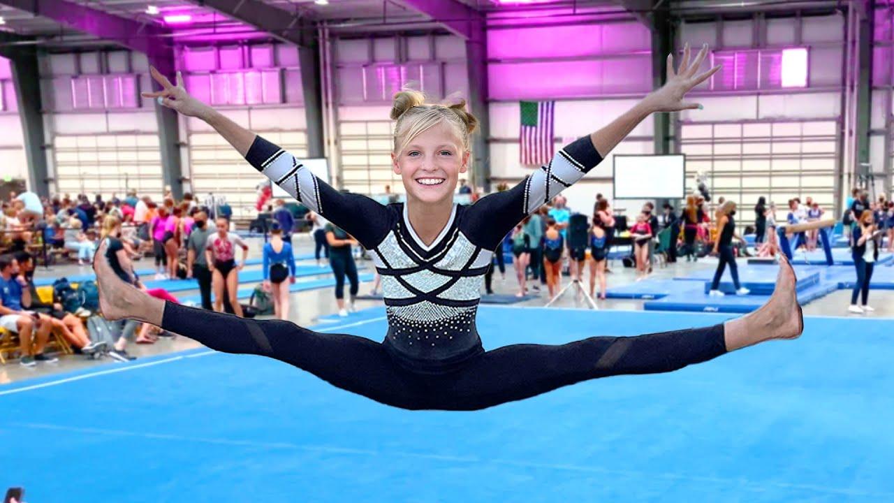 Download Payton's 1st Regional Gymnastics Meet!