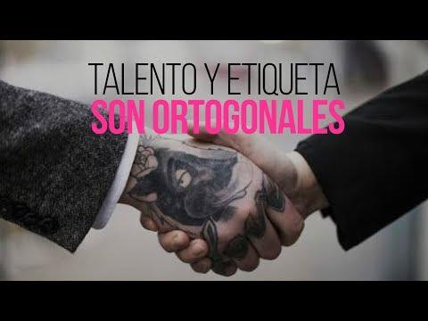 El Talento y la etiqueta son ortogonales | Diagno-Cis 068