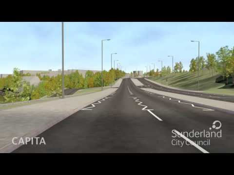 Sunderland Strategic Transport Corridor Phase 3