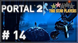 Portal 2 - GLaDOS the Potato [Part 14] Two Star Players