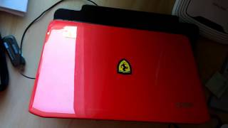 How to boot from USB (Acer Ferrari One 200 series, ZH6 laptop)