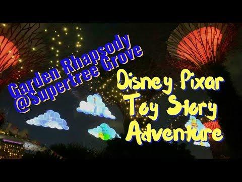 Garden Rhapsody At Supertree Grove- Feat. Disney Pixar Toy Story Adventure