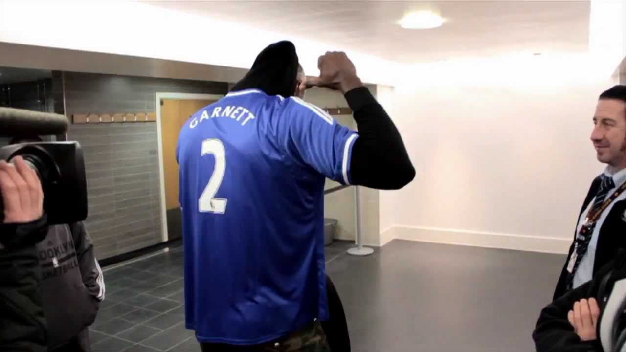 Nets and Hawks visit Chelsea FC with Exclusive Backstage Access at Stanford Bridge!