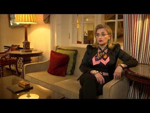 CATHERINE GORDELADZE-DANCE FANTASIES (Trailer)
