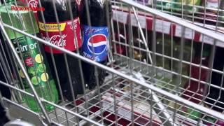 видео Газированные напитки. Вред или польза для здоровья наших детей