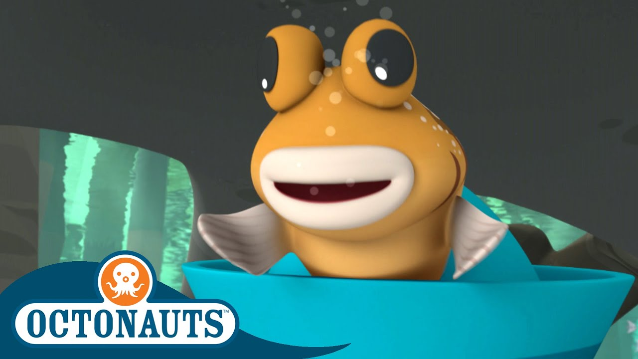 Octonauts - The Mudskippers | Cartoons for Kids | Underwater Sea Education