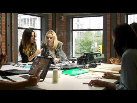 LaSalle College Vancouver campus video