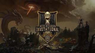 2018 Mid-Season Invitational: Knockout Stage Day 1