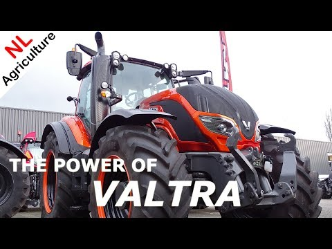 The Power Of VALTRA In The Netherlands ● Part 5.