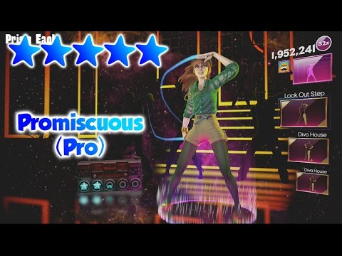 Dance Central Spotlight - Promiscous (DLC) - Pro Routine ...