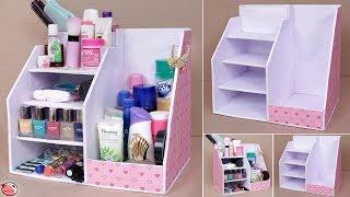 DIY ROOM Organizer !! Multi Storage Box    Organization Idea