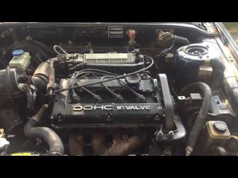 Фото к видео: Hyundai Sonata 2 Y-3, 1994, G4CP-D (4G63 16V)