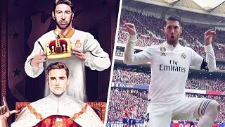 The day Sergio Ramos DESTROYED Antoine Griezmann | Oh My Goal