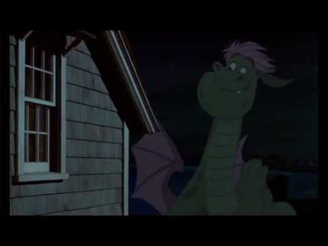 Pete's Dragon: Elliott's great happy news