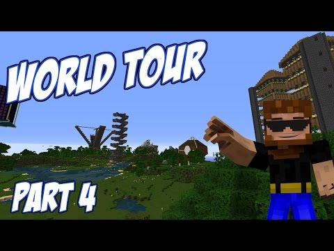 Dataless822's Build Big Or Go Home World Tour Part 4