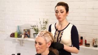 видео Персональный сайт - Уход за волосами с помощью средств от Ollin