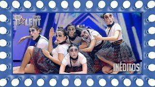 Estas muñecas bailarinas vivientes asustan a nuestro jurado | Inéditos | Got Talent España 2018