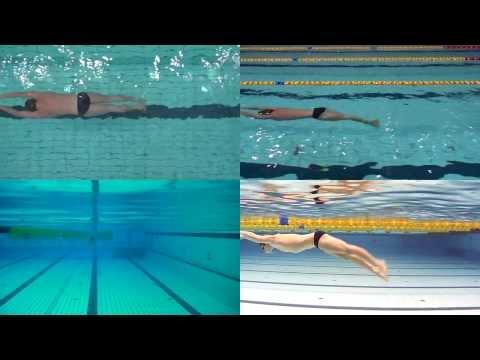 swimstudio with Radoslaw Kawecki - swimming analysis video sample - full lenght