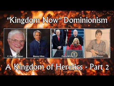 "Sam Adams - ""Kingdom Now"" Dominionism: A Kingdom of Heretics Part 2"