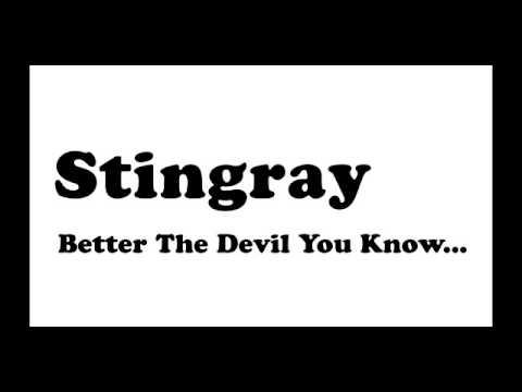 Stingray - Better The Devil You Know... (Full Album 1979)