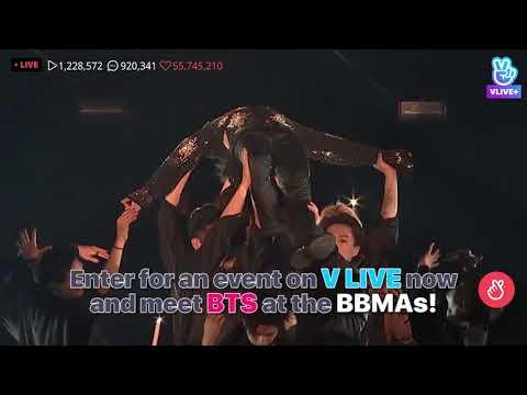 [V LIVE] BBMAs with BTS