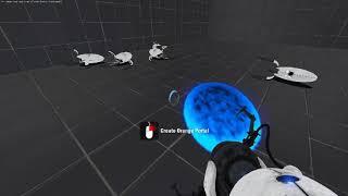 Portal 2 Gel Glitch in Hammer, HELP!!!