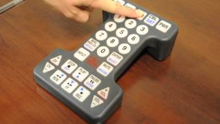 Video instructions - Program Tek Partner or Big Button remote to DVD or Blue-ray player | Big Button Remote Controls