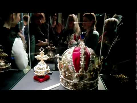 Crown Jewels At Ostrava Museum