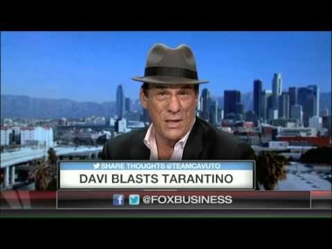 Robert Davi Fires Back At Tarantino Police Rant