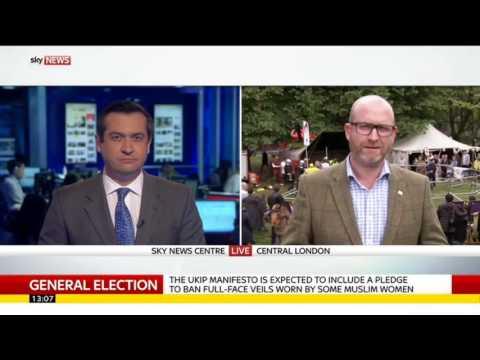 UKIP's Paul Nuttall in car-crash interview