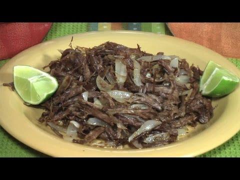 Vaca Frita - Cuban Fried Beef