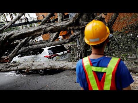 شاهد: لحظات مرعبة تسجّلها الكاميرا خلال زلزال هزّ تايوان…  - نشر قبل 6 ساعة