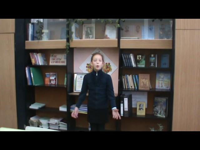 Изображение предпросмотра прочтения – МаринаДенисова читает произведение «Свинья под дубом» И.А.Крылова