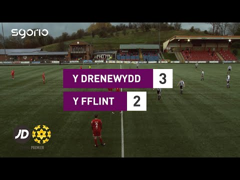 Newtown Flint Goals And Highlights