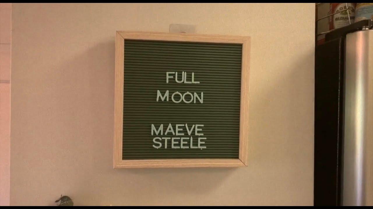 """Maeve Steele """"Full Moon"""" [Quarantine Edit]"""