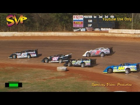 411 Motor Speedway | Frostbuster | Crate Late Models | 2 25 17