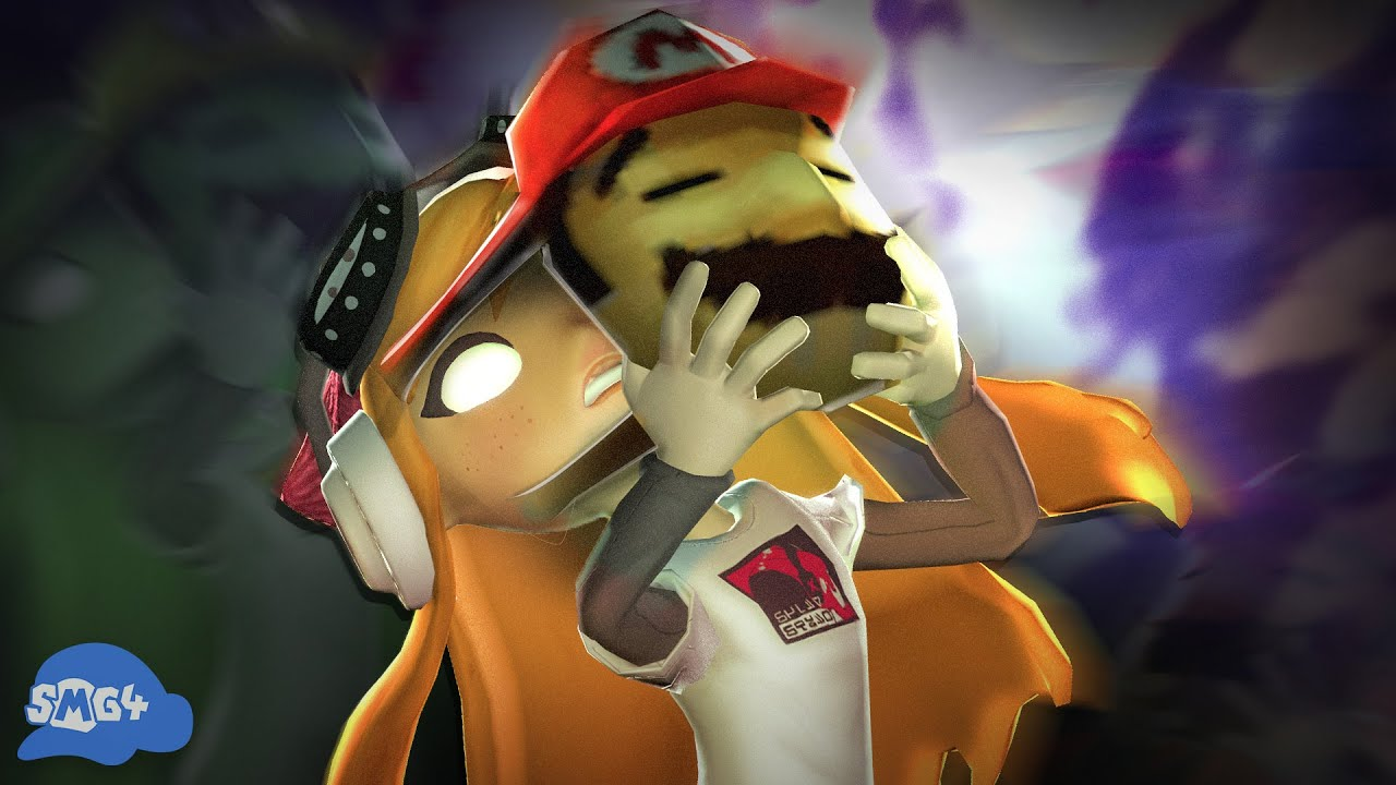 SMG4: Mario's Mask Of Madness