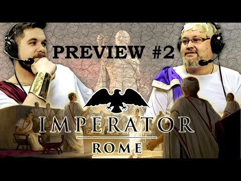 Imperator: Rome | Preview #2 | Egypt Part 1