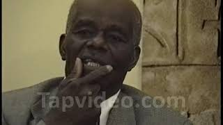 John Henrik Clarke - What does The Future Look Like for The Black Race?