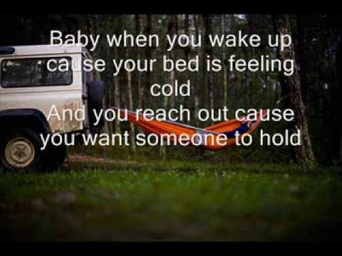 Gavin DeGraw - Need (lyrics)