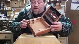Cigar Puzzle Box #9