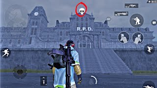 We went to hunt RPD zombies and it was a mistake   PUBG MOBILE Zombie Mode   RACCOON Police