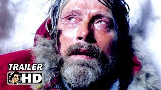 ARCTIC Trailer (2019) Mads Mikkelsen Survival Movie HD