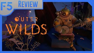Year in Review: Outer Wilds | At the End of All Things (Video Game Video Review)