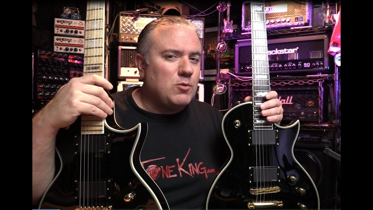 esp guitar review inc buying collecting tips ltd ec1000ctm m demo and review youtube. Black Bedroom Furniture Sets. Home Design Ideas