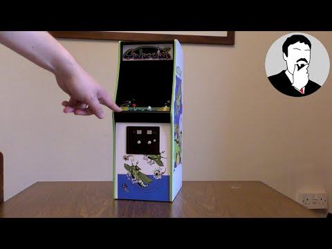 Quarter Arcades: Galaga, Galaxian & Ms. Pac-Man   Ashens