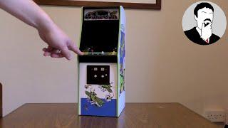 Quarter Arcades: Galaga, Galaxian & Ms. Pac-Man | Ashens