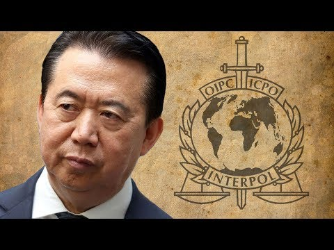 """Interpol President """"Resigns"""" After Chinese Abduction"""
