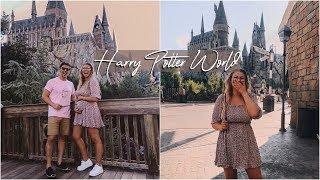 Vlogtober Day 31 // Harry Potter World Experience