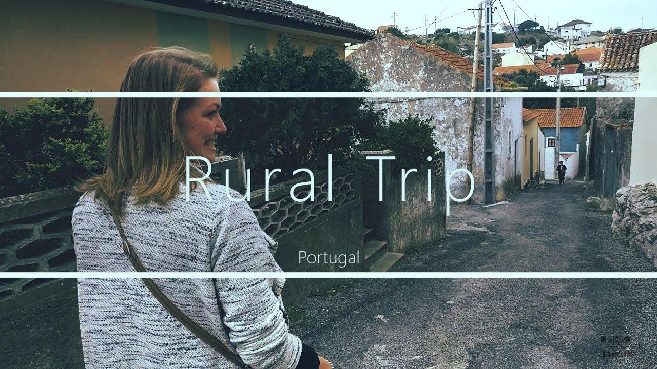 rural trip portugal